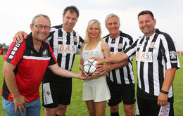 50 Jahre FC ASKÖ Pinsdorf mit Global Kickers